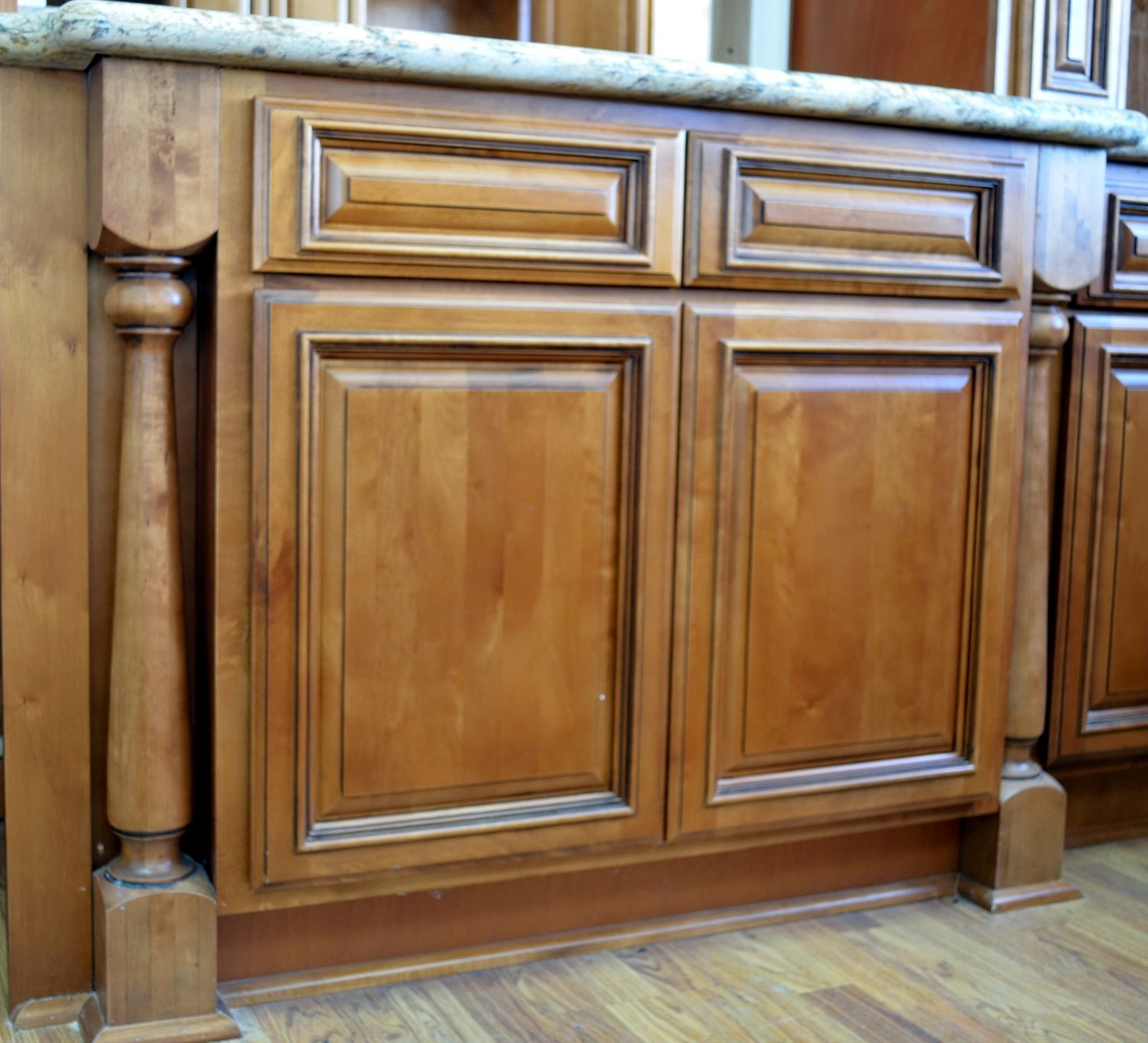Kitchen Cabinets - New York Glaze (NY-GL) - Gallery - RTA Cabinet ...